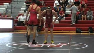 Bryar Sproat (Warrensburg) vs. Dakota Roark (Odessa) 182 lbs