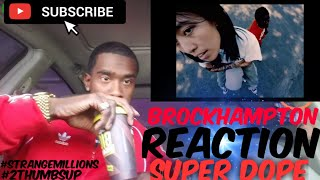 Brockhampton halo ( very impressive ) reaction video