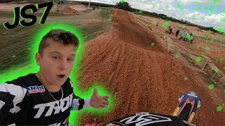 Video Dangerboy Goes Big at Stewart Compound! GoPro Raw 85cc Railing Pro Track MP3, 3GP, MP4, WEBM, AVI, FLV November 2018