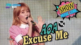 [HOT] AOA - Excuse Me, 에이오에이 - 익스큐즈미 Show Music core 20170121 full download video download mp3 download music download