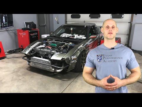 Link G4x Live Training Part 1: SR20DET s13 Drift Car | Evans Performance Academy