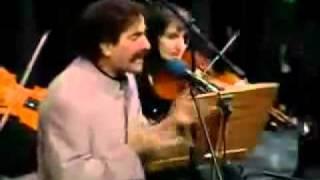 Shahram Nazeri Sings Kurdish Folksong