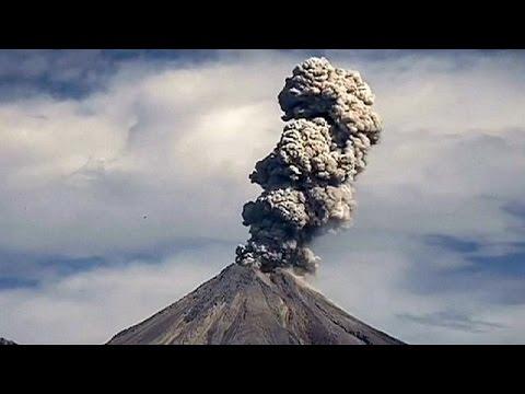Μεξικό: Νέες εκρήξεις στο ηφαίστειο Κολίμα