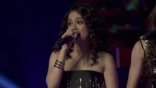Wizzy ft Sheryl Sheinafia - Kepastian Yang Ku Tunggu I Alchestra 'Unjuk Gigi' GlobalTV 2017