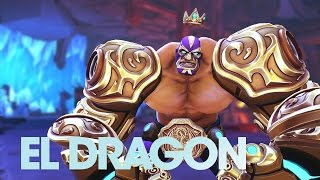 Trailer El Dragon