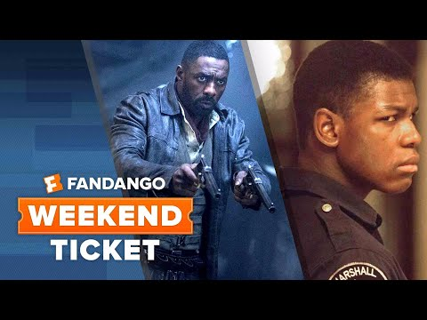 Now In Theaters: The Dark Tower, Detroit, Kidnap | Weekend Ticket