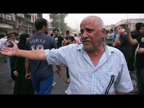 Ιράκ: Ανεβαίνει ο αριθμός των νεκρών από τις φονικές επιθέσεις στη Βαγδάτη