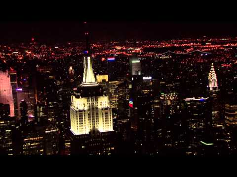 empire state building - The Empire State Building and Macy's partnered together to put on an Independence Day celebration like never before! The LED tower light show, created by wor...