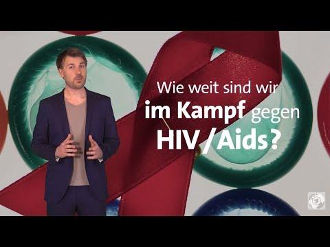 Wie steht es im Kampf gegen HIV/Aids?