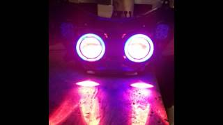 Video Lampu CBR facelift retrofitt double bi-led vrz MP3, 3GP, MP4, WEBM, AVI, FLV Desember 2018