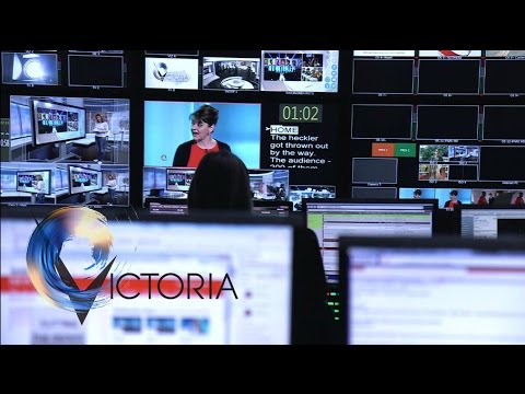 Victoria Derbyshire: Behind The Scenes - Bbc News