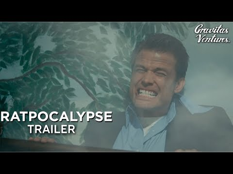 The Trailer for SciFi Film Ratpocalypse