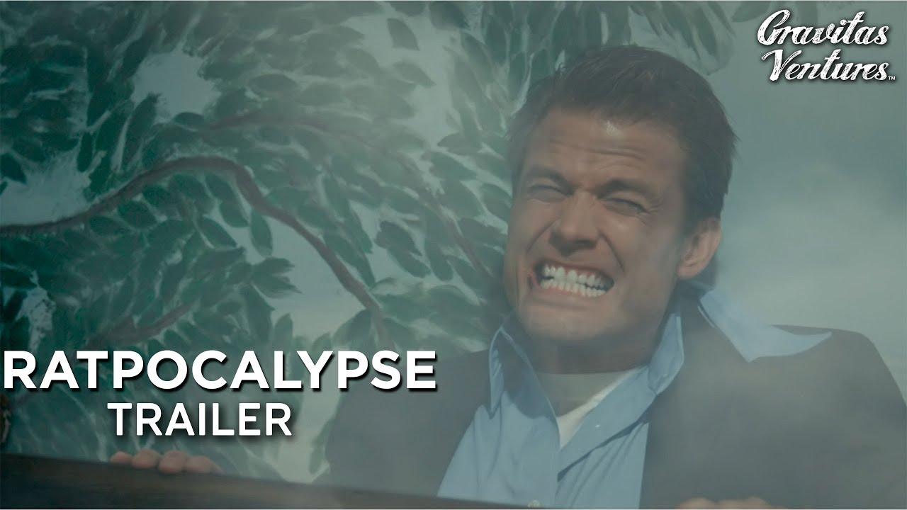 Ratpocalypse Trailer I Casper Van Dien