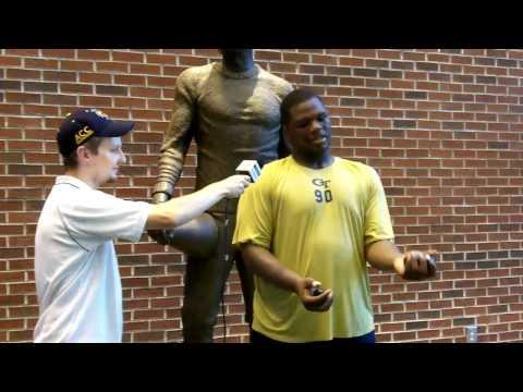 T.J. Barnes juggling Interview 8/16/2010 video.