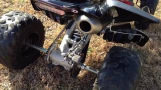8. 2008 Yamaha Raptor 700R Special Edition