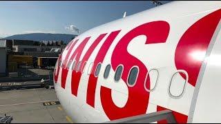 Cette vidéo montre mon expérience en First Class avec Swiss, de Genève à Montréal, via Zurich, en A330. Musique par:...