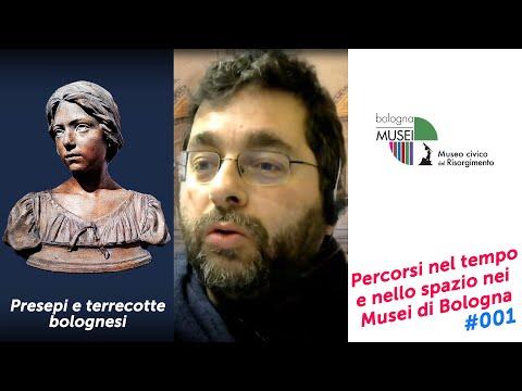 Presepi e terrecotte bolognesi | dalle delizie settecentesche alle grazie dell'Ottocento