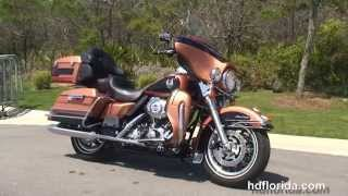 7. Used 2008 Harley Davidson Ultra Classic Electra Glide Motorcycles for sale - Orlando, FL