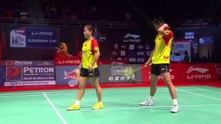 Video [HD] QF - XD - T.Ahmad / L.Natsir (INA) vs Xu C. / Ma J. (CHN) - 2013 Sudirman Cup MP3, 3GP, MP4, WEBM, AVI, FLV Juni 2019