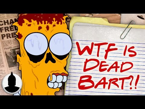 The Dead Bart Conspiracy EXPLAINED - The Simpsons Cartoon Conspiracy (Ep. 160)