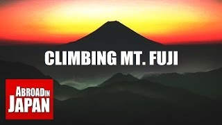 Mount Fuji Japan  City new picture : Climbing Mount Fuji | 8 Hours of Hell