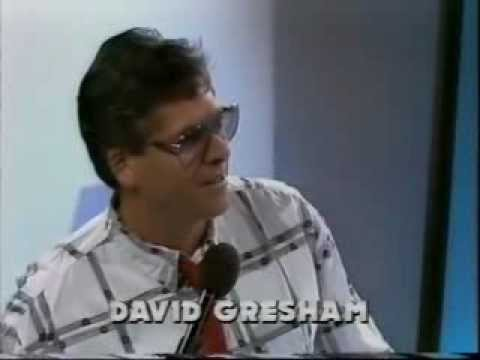 David Gresham 1979 Interview