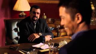 Nonton Absolution Official Trailer  2015    Steven Seagal  Vinnie Jones  Byron Mann Film Subtitle Indonesia Streaming Movie Download