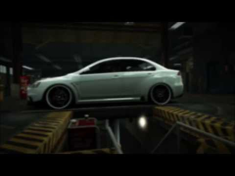 Need For Speed World: My Cars inspired by Slammed Society