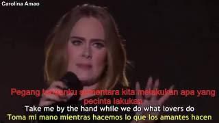 Adelle All I Ask LIRIK dan terjemahan bahasa indonesia