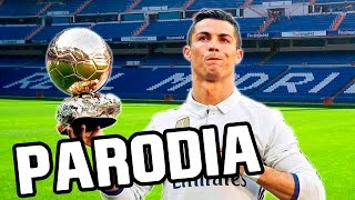 Canción de Cristiano Ronaldo Parodia Starboy  The Weeknd