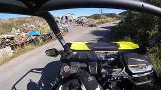 2. Maverick Trail 800 DPS first ride