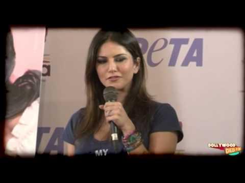Porn Star Sunny Leone XXX Shoot