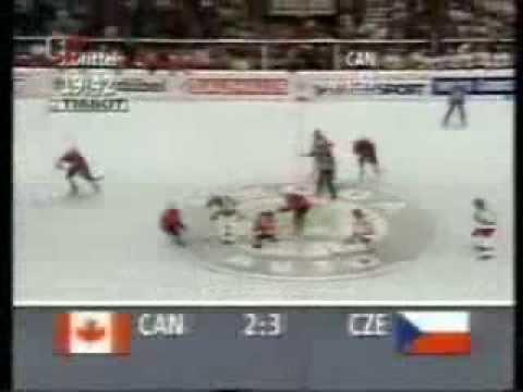 Slavná historie českého a československého hokeje