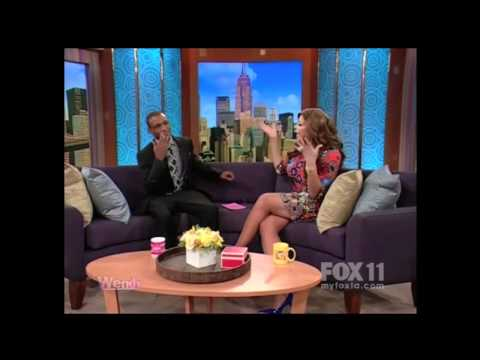 Wendy Williams interviews Comedian & Actor Tommy Davidson