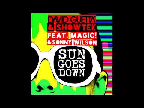 Napi ajánlat: David Guetta & Showtek - Sun Goes Down ft. MAGIC! & Sonny Wilson