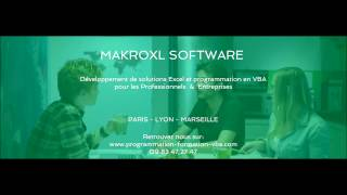 MakroXL Software on Youtube !