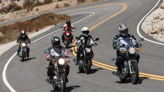 3. 2014 Lightweight Naked Motorcycle Shootout