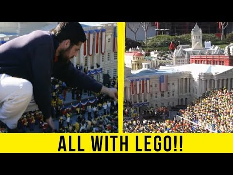 Video 5 Most Humongous Things Ever Made With LEGOs! download in MP3, 3GP, MP4, WEBM, AVI, FLV January 2017