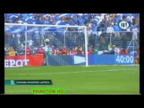Los Goles de Emanuel Villa con el Cruz Azul.