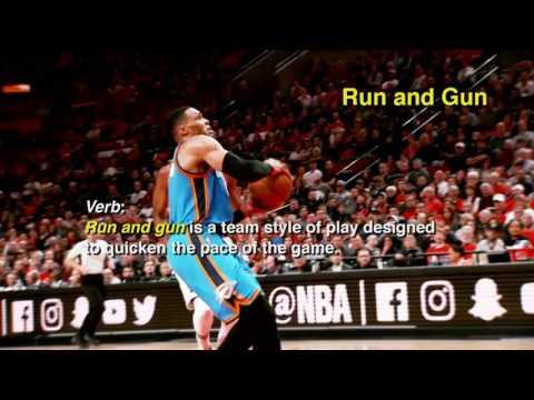WESTBROOK ON RUN GUN