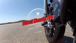 8. 2011 Ducati Monster 796 ABS Ride and Specs