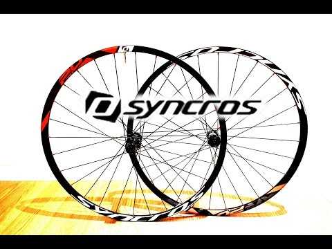 27.5 Scott / Syncros XR 2.0 Wheelset Quick Review - Made by DT Swiss with DT 370 Hubs (видео)