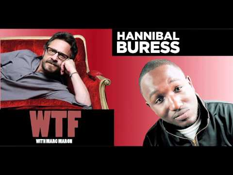 WTF - Hannibal Buress tells Marc about being a homeless comedian