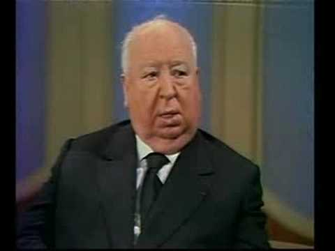 puns - Alfred Hitchcock on puns interviewed by Dick Cavett in 1972.