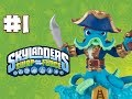 Skylanders Swap Force Gameplay Walkthrough Part 1 Swap