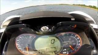 5. Fast Orange - My 2012 Sea Doo RXT 260 Memorial Day Weekend GoPro HD Footage