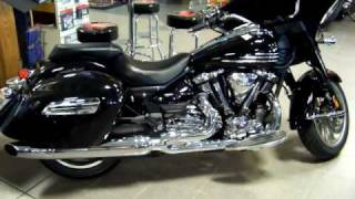 9. 2010 Yamaha Star Stratoliner Deluxe, just in, walkaround.