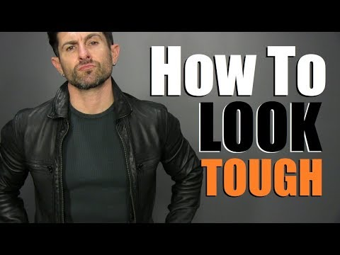 Mens hairstyles - 10 Tricks To Look TOUGHER Every Man Should Know!