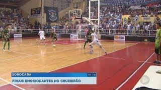 Cruzeirão: finais emocionantes no mais tradicional torneio de futsal do país