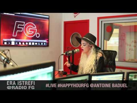 ERA ISTREFI en live sur RADIO FG